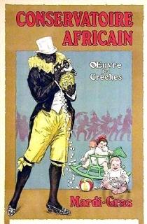 De Conservatoire Africain is de oudste liefdadigheidsinstelling van Brussel en werd in de 19e eeuw opgericht. Om de financiële schulden van een kinderbewaarplaats te dichten, ging men geld inzamelen op Brusselse carnavalsfeesten. Om de anonimiteit van de inzamelaars te verzekeren, vermomden ze zich als 'Moorse Koningen'. Dit gebruik werd in stand gehouden en de liefdadigheid werd uitgebreid voor meerdere kinderbewaarplaatsen in Brussel.